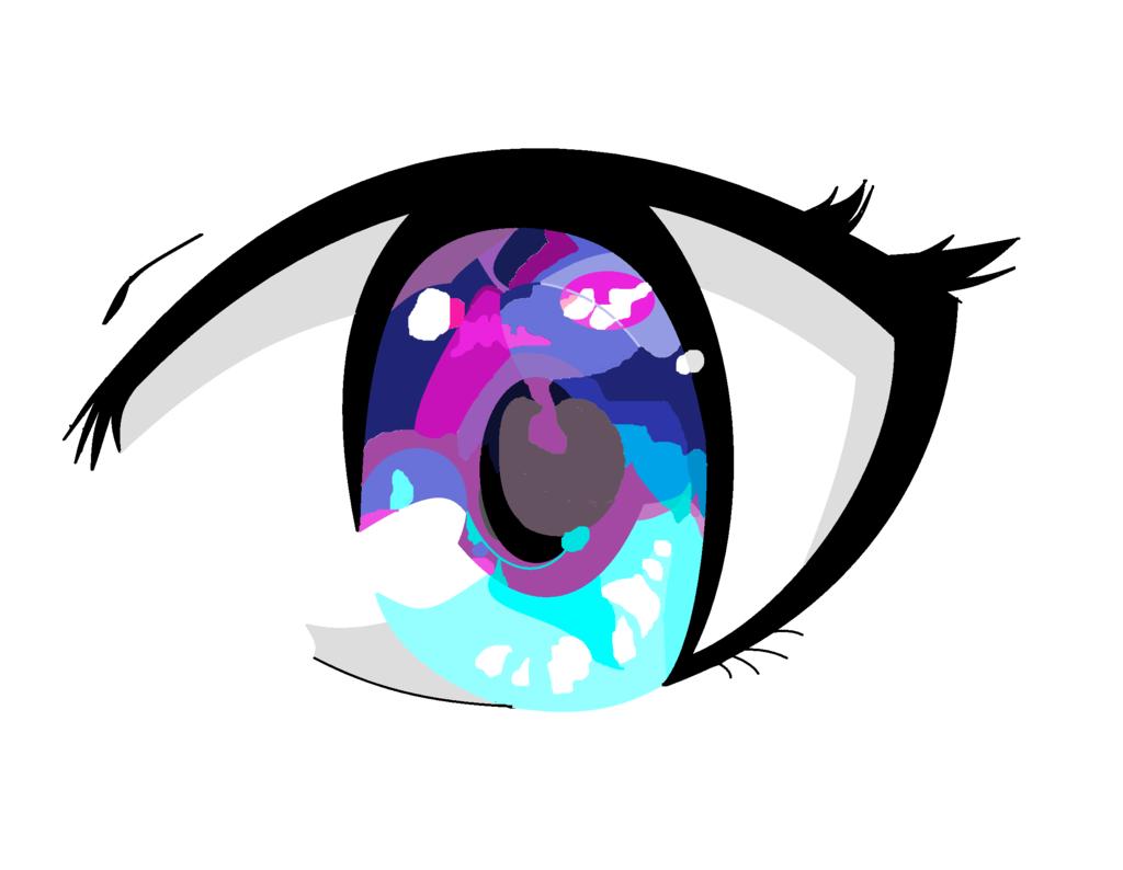 картинки грустных глаз пони силу своей популярности