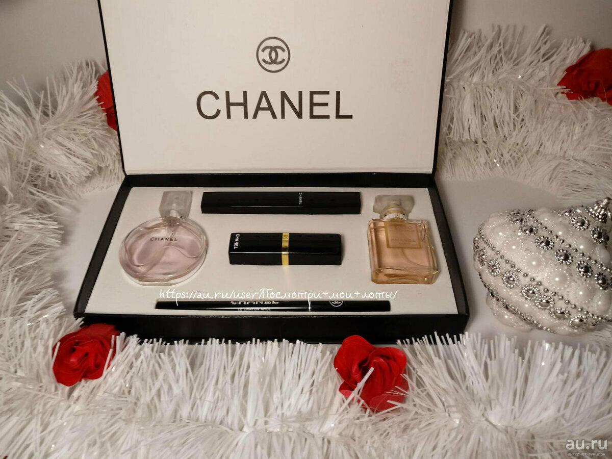 Chanel Present Set набор 5 в 1 в Сочи