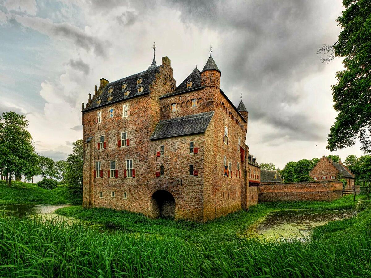 Картинки красивых крепостей