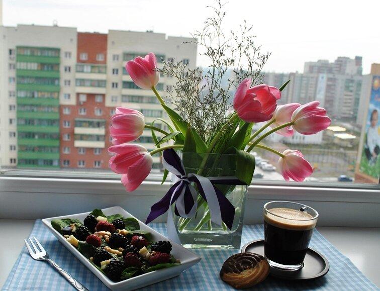 С добрым утром картинки весенние красивые новые