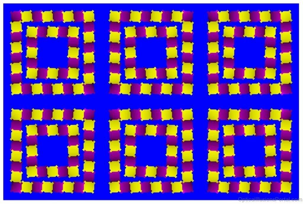 картинки движущиеся квадрат разных