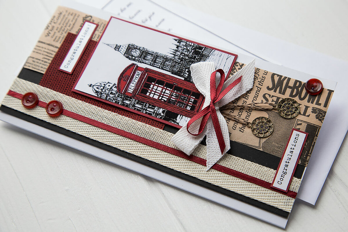 Работа с открытками