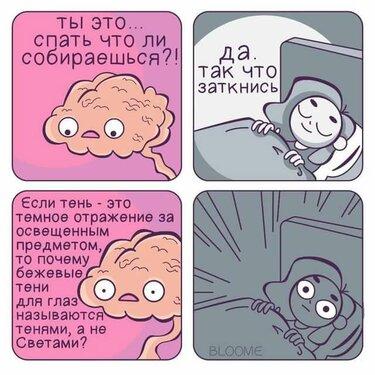 Картинки по запросу мозг спать