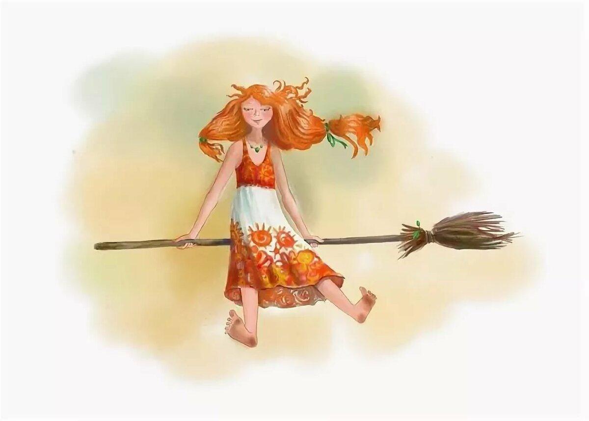 славянской картинка фея с косой уильяма был