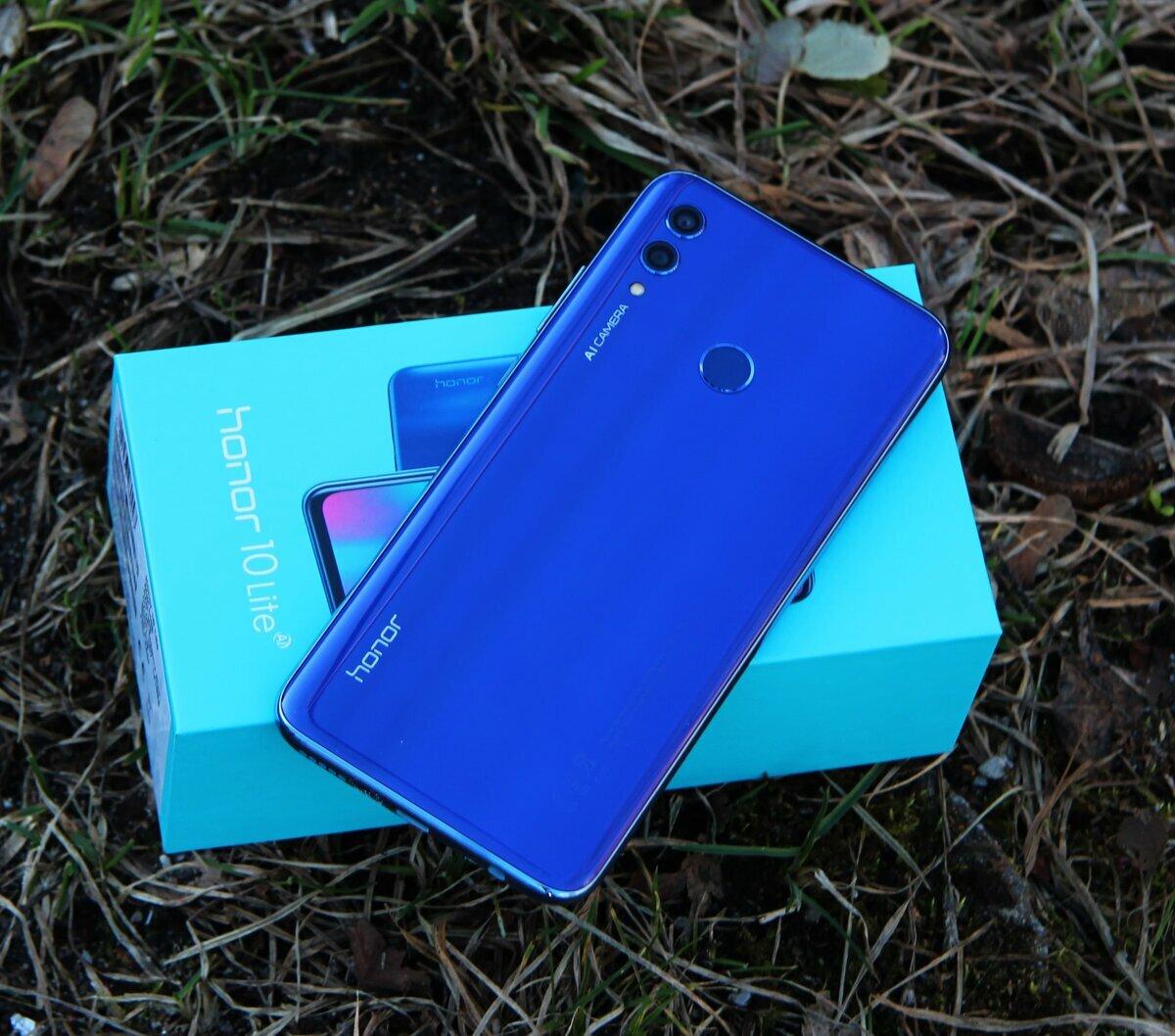 Копия Huawei Honor 10 в Барнауле