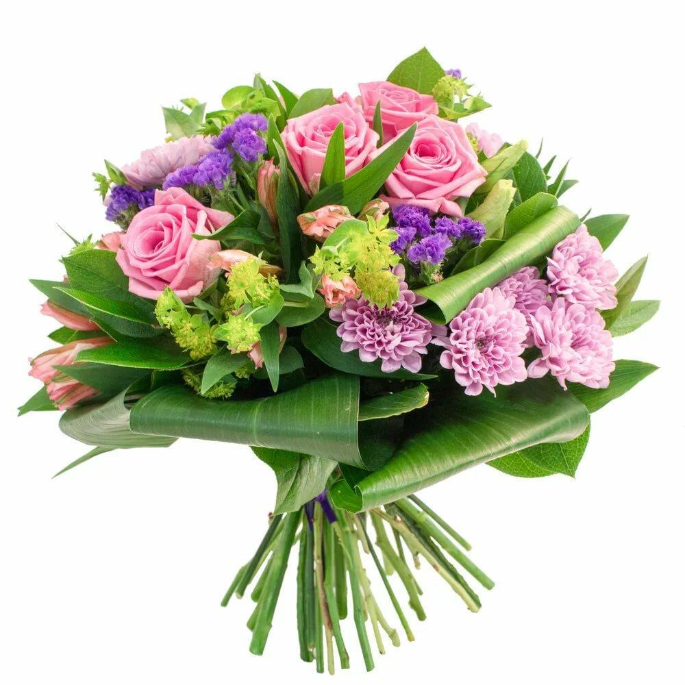 букет цветов в подарок фото интервью