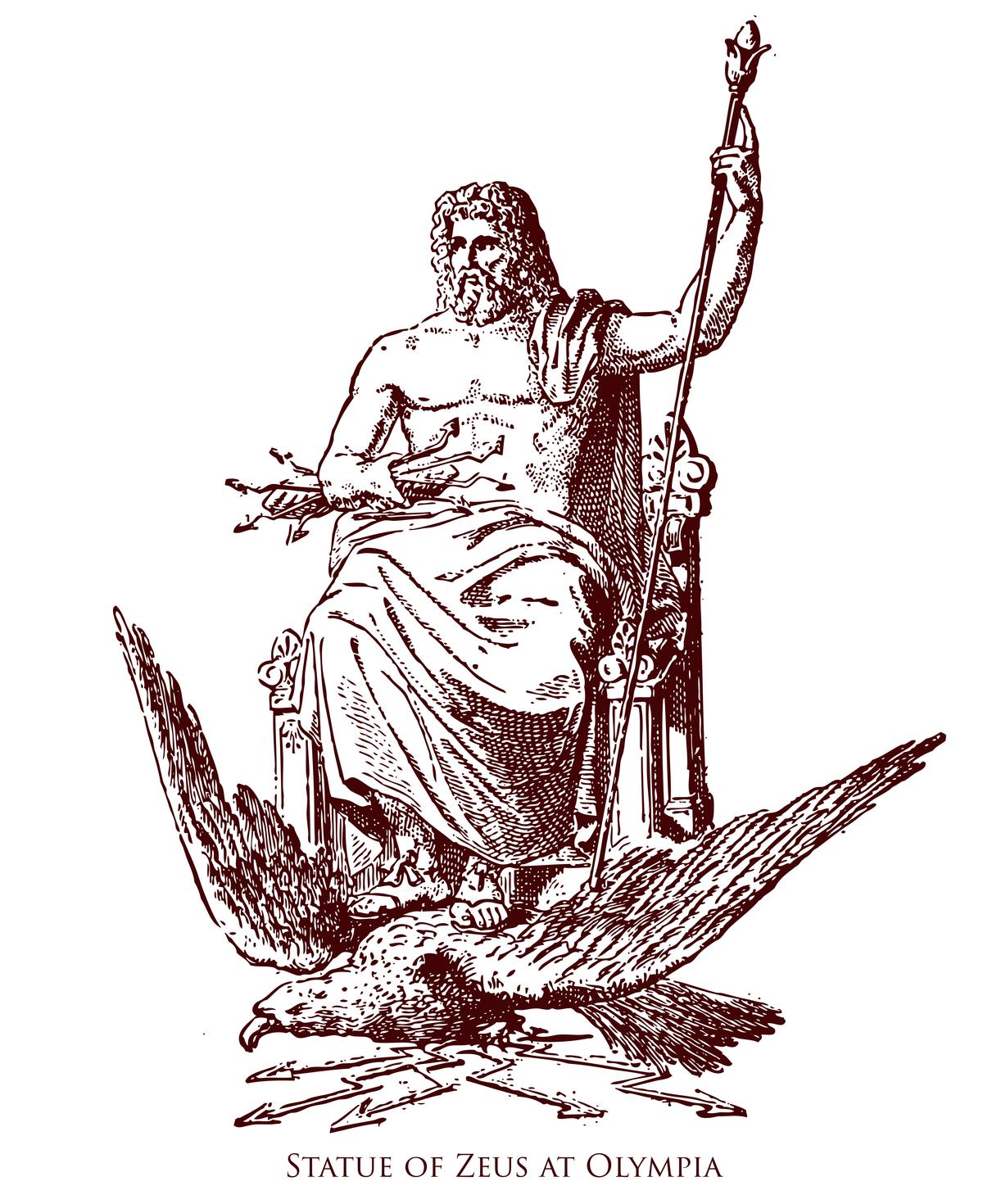 Древнегреческие божества картинки