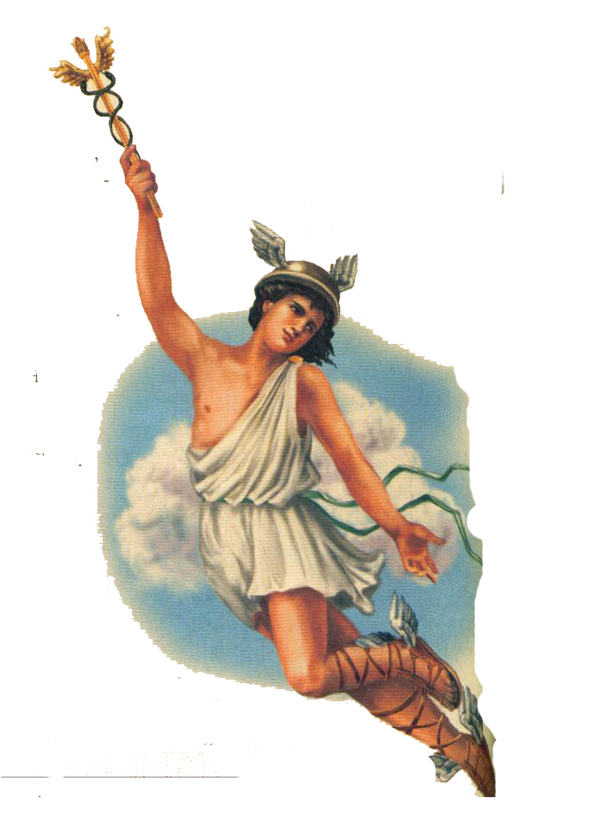 поделиться древнегреческий бог гермес картинки приготовить блюда сковороде