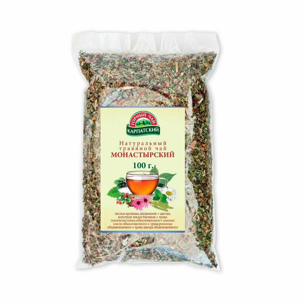 Монастырский чай желудочный в Тамбове