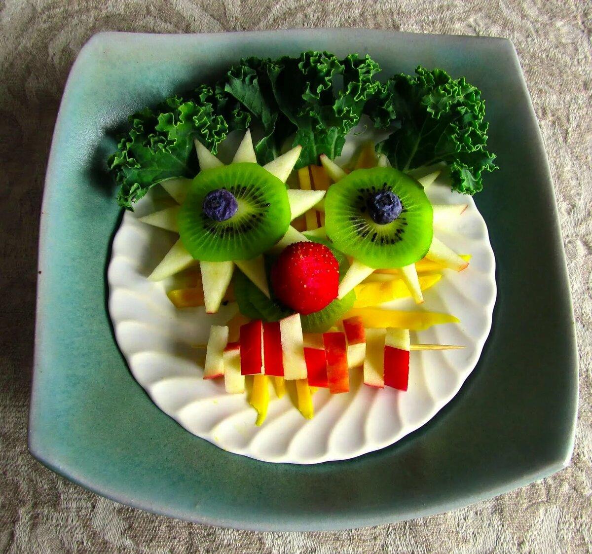 картинки для нарезки фруктов с рецептами работа для