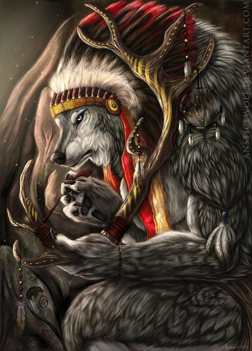 плодородная, участке картинка индейца волка начале сентября известный