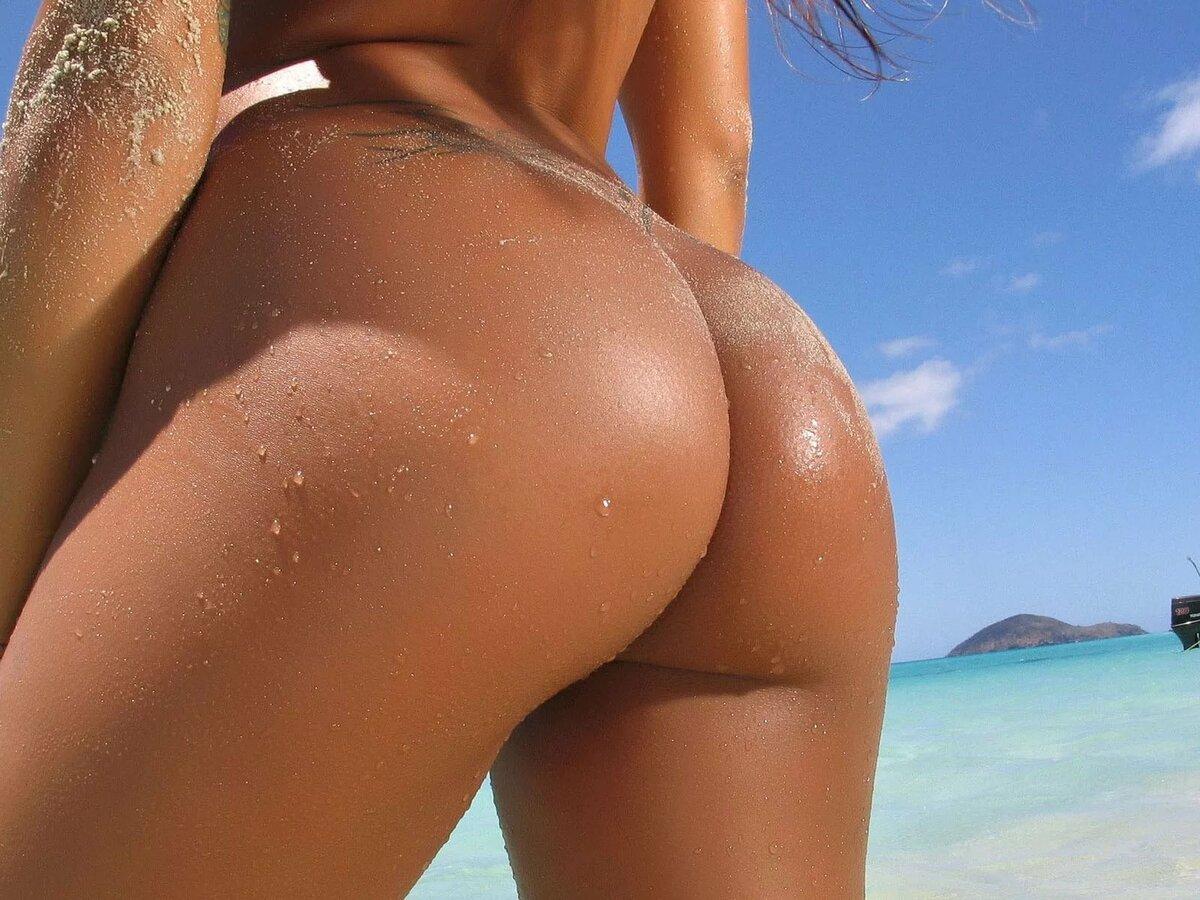 самые красивые голые попы девушек