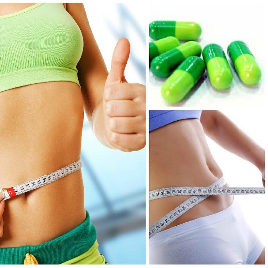 Секретные препараты для похудения
