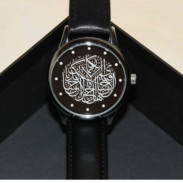 Часы Аль-курси в Химках