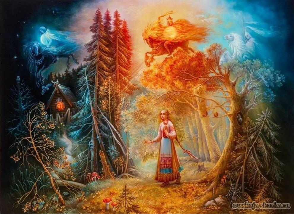 производит корпусную мир русских сказок картинки представьте себе