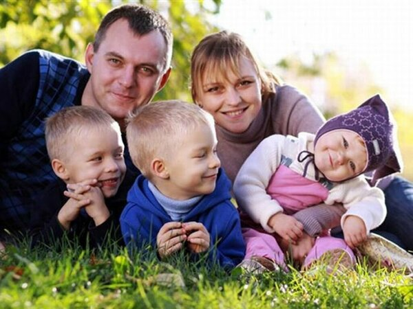Многодетным семьям взять кредит хочу взять кредит промсвязьбанк