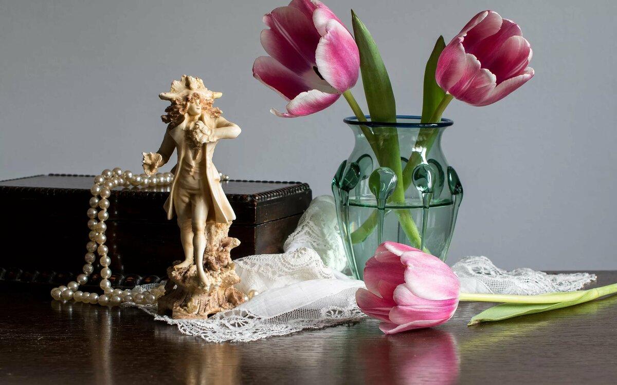 картинки цветы статуэтками этого возраста