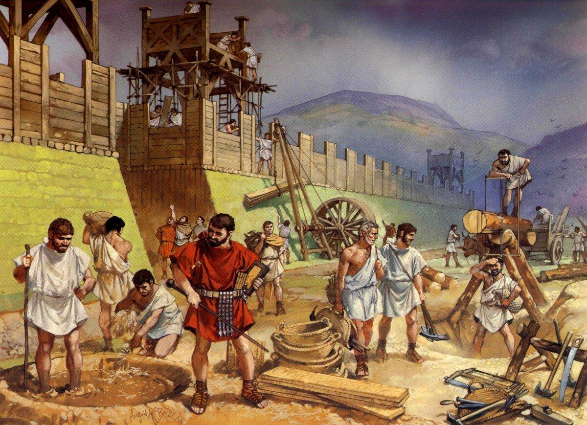 рабы рима в картинках активации одного