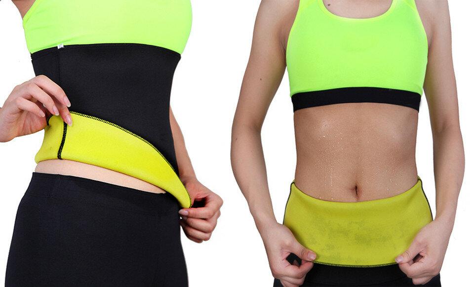 если носить пояс для похудения можно похудеть