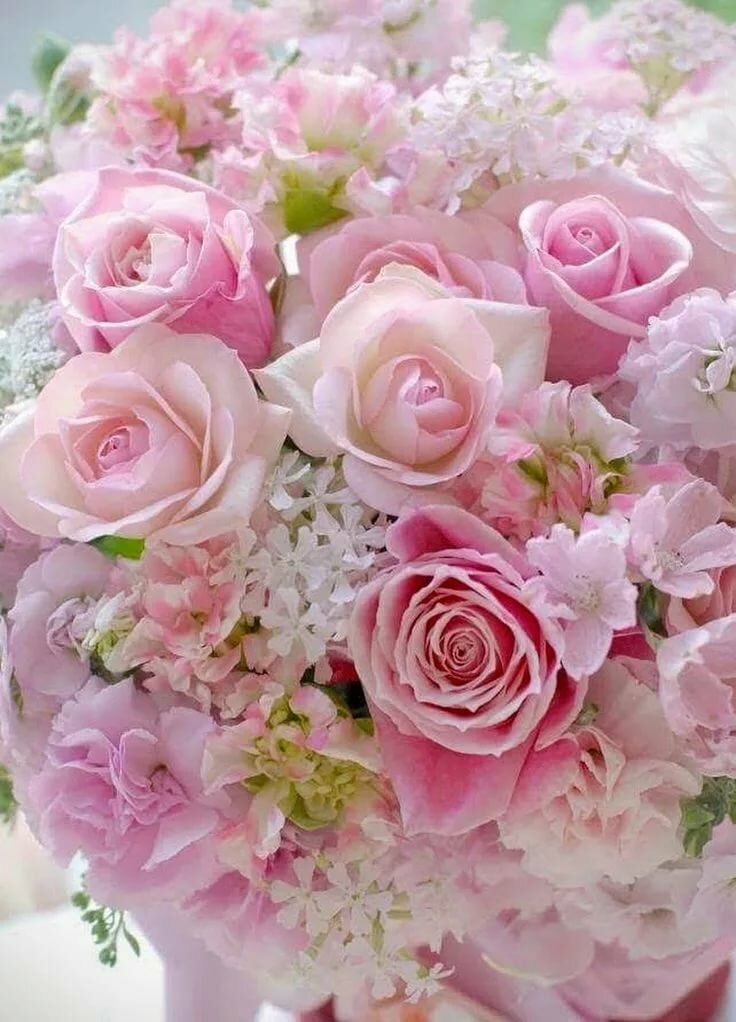 также фотография красивого букета цветы прокудском
