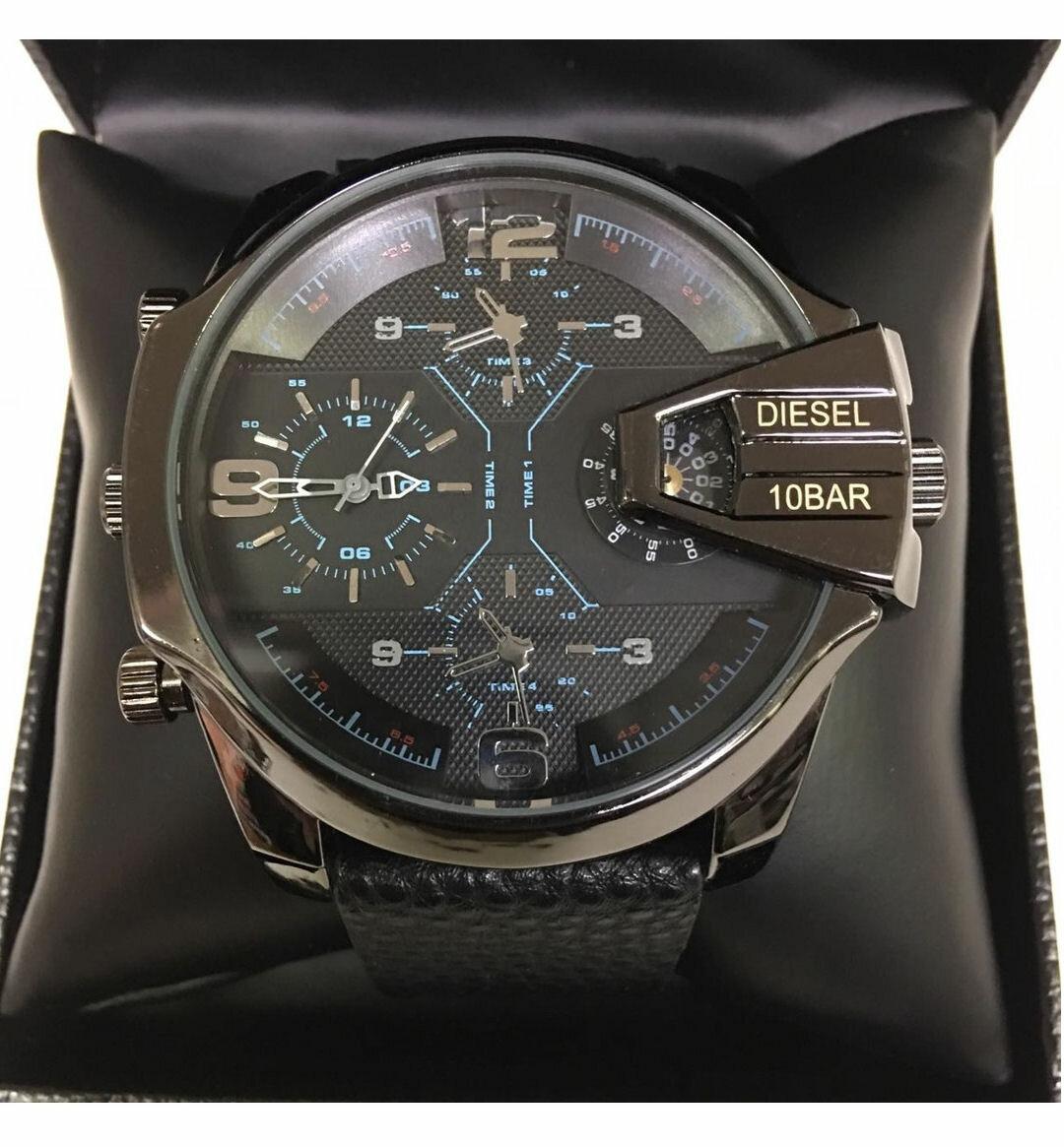 Часы Diesel 10 Bar New. Содержательные обзоры  Подробности... 💯 http://bit.ly/2MjnssK      Модель создавалась известными дизайнерами, которым удалось сотворить действительно интересную вещь. Часы   Посылка с  Быстрый взгляд на надежные и стильные часы от японского бренда , служившие мне верой и правдой, хоть и довольно недолго. Наручные часы  DZ  /  Кварцевые наручные часы на каучуковом ремешке. Часы  10  - это нечто большее, чем просто часы, это шедевры высокого часового искусства, которое зародилось в прекрасной Италии. Часы  10  () - Видео |  приколы Часы  10  () - Часы  10  купить | Со скидкой 55 % | Всего за  руб. Наручные часы Одесса,  новые рабочие часы, кварцевые 10  (Дизель 10 Бар) в нашем обзоре часы для сильных