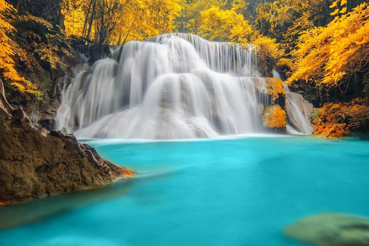 дома картинки водопада красивого разнообразные