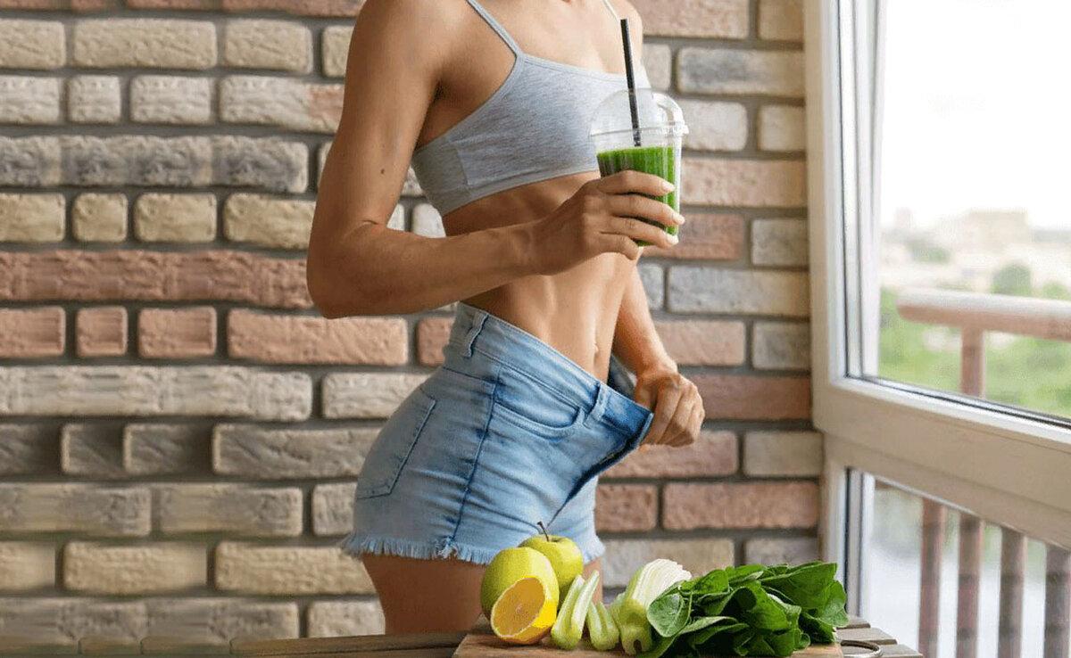 Девушка И Способ Похудеть. Самая эффективная диета для похудения в домашних условиях
