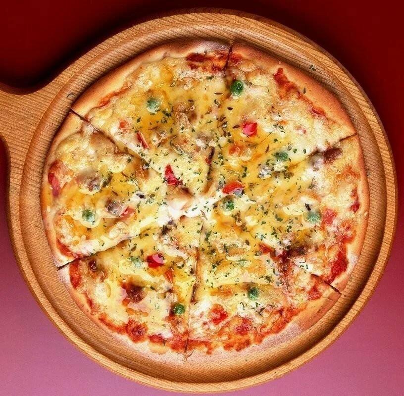 пицца рецепт с фото готовим дома например, ангина