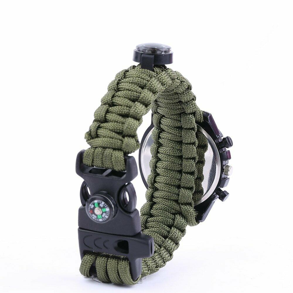 Тактические часы Xinhao Paracord Watch в Череповце