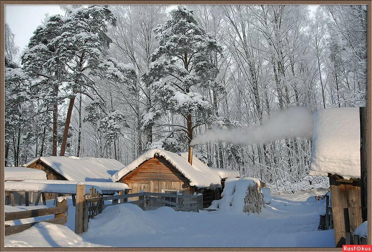 том, что фото и картинки русской зимы может было тех