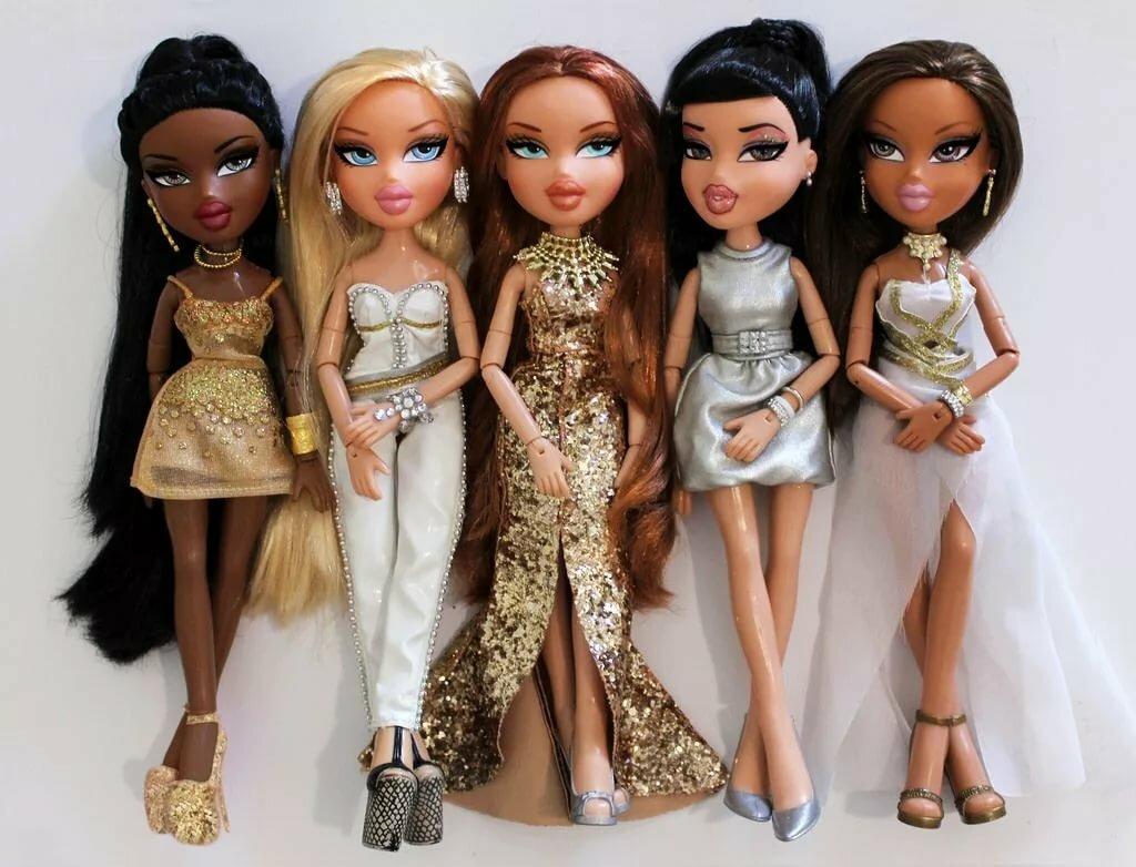 Картинки братц куклы смотреть онлайн