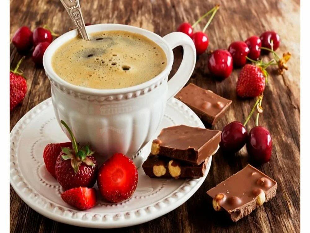 Картинки сладкого кофейного утра