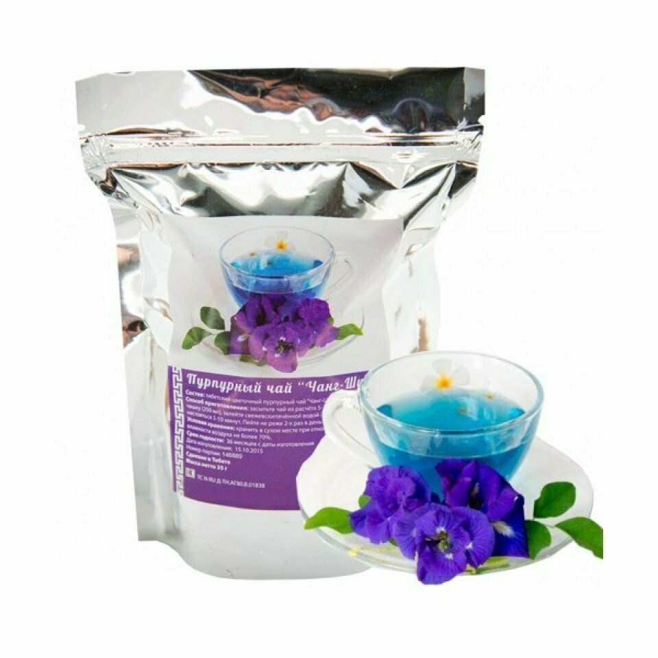 Пурпурный чай Чанг-Шу в Нефтекамске