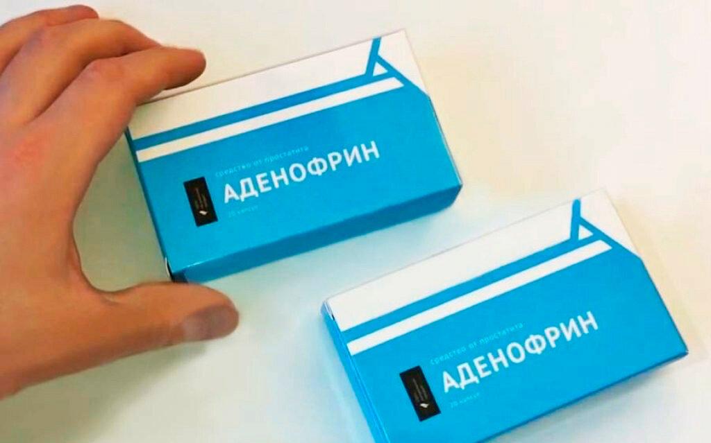Аденофрин от простатита в Томске