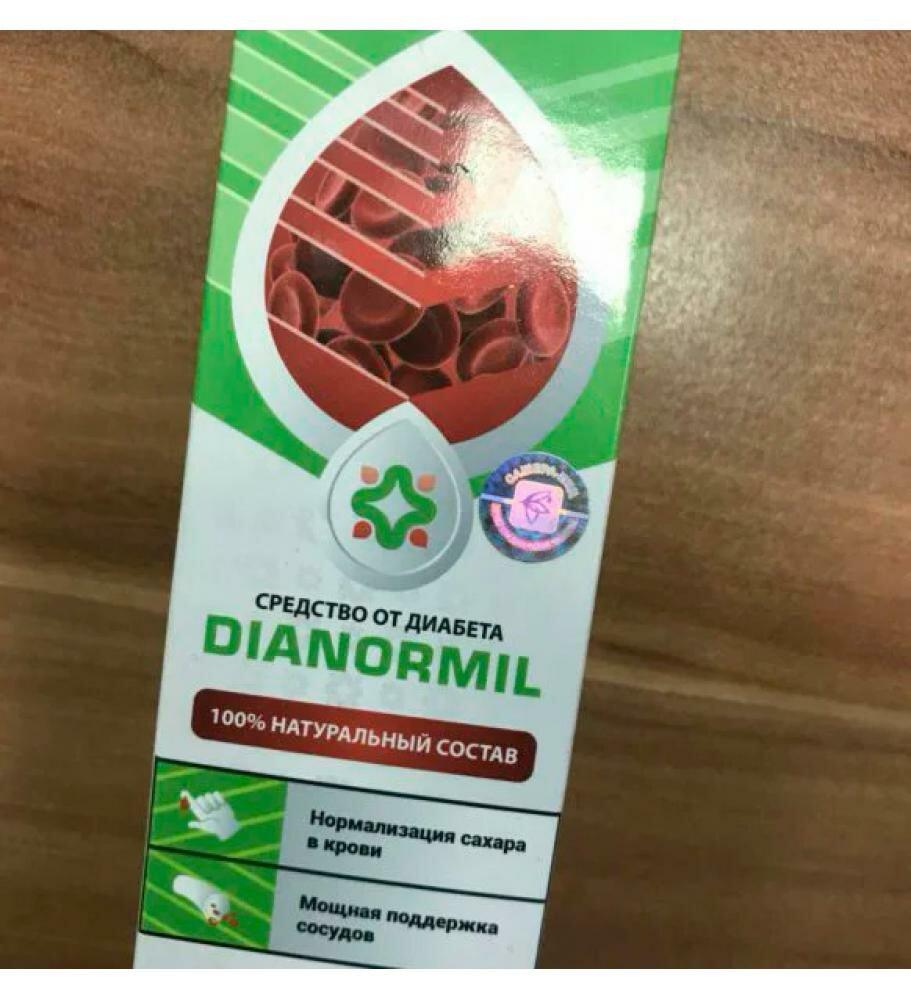 Dianormil от диабета в Новомосковске