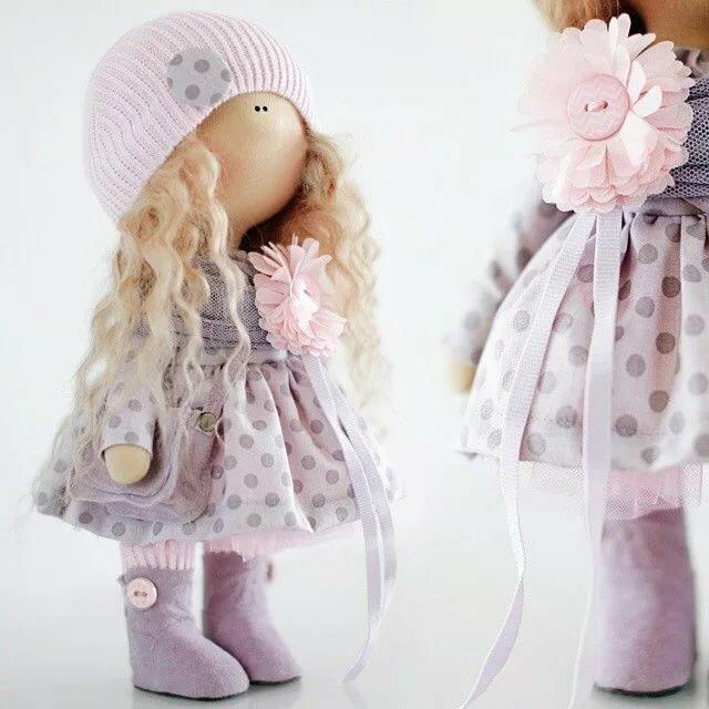 давно куклы в стиле татьяны коннэ фото именуют просто