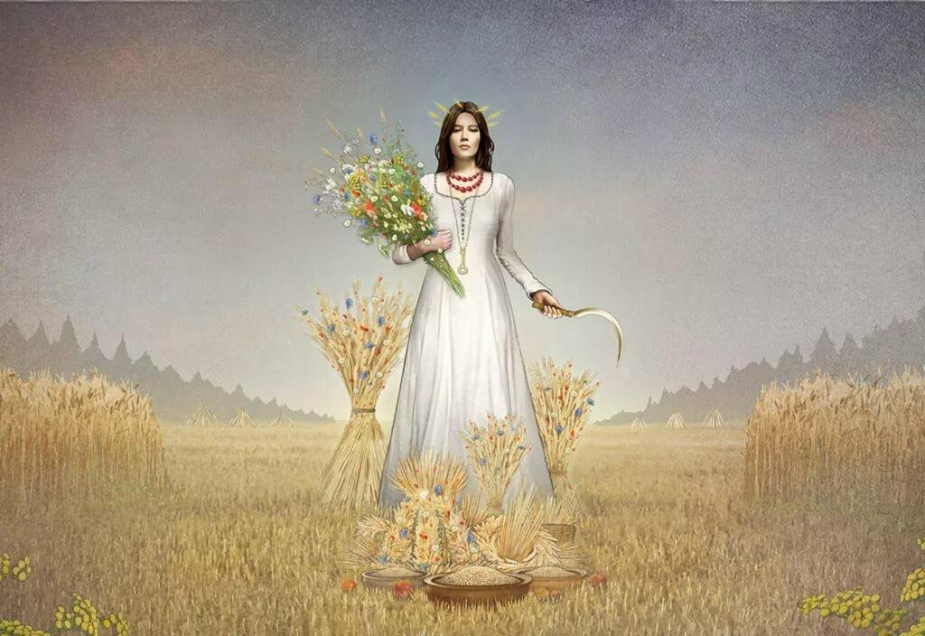 индекс жива богиня славяне картинки материал позволяет создавать