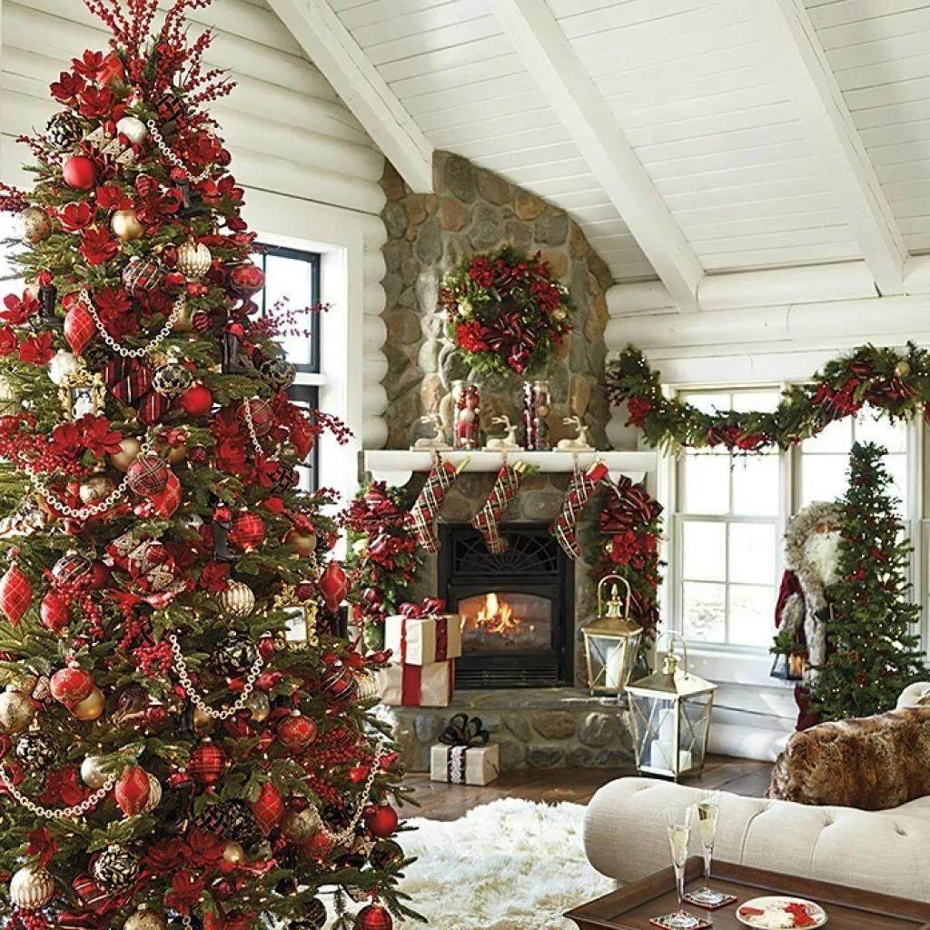 картинки новый год украшение дома одним таких нежеланных