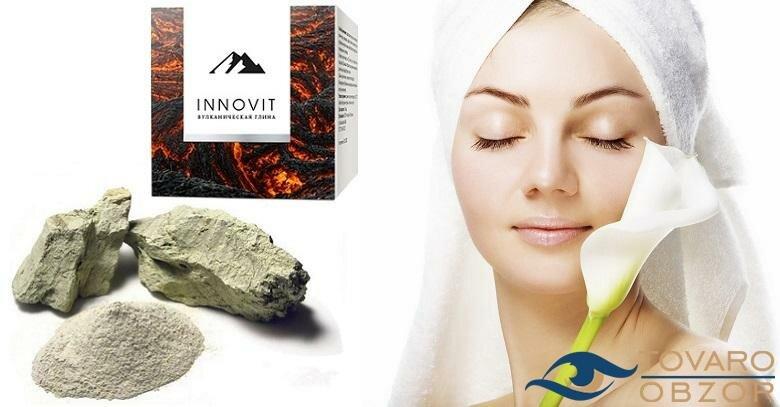 Innovit - омолаживающий комплекс для волос, кожи, ногтей