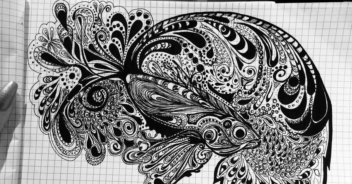 Открыток саратов, крутые картинки черной гелевой ручкой