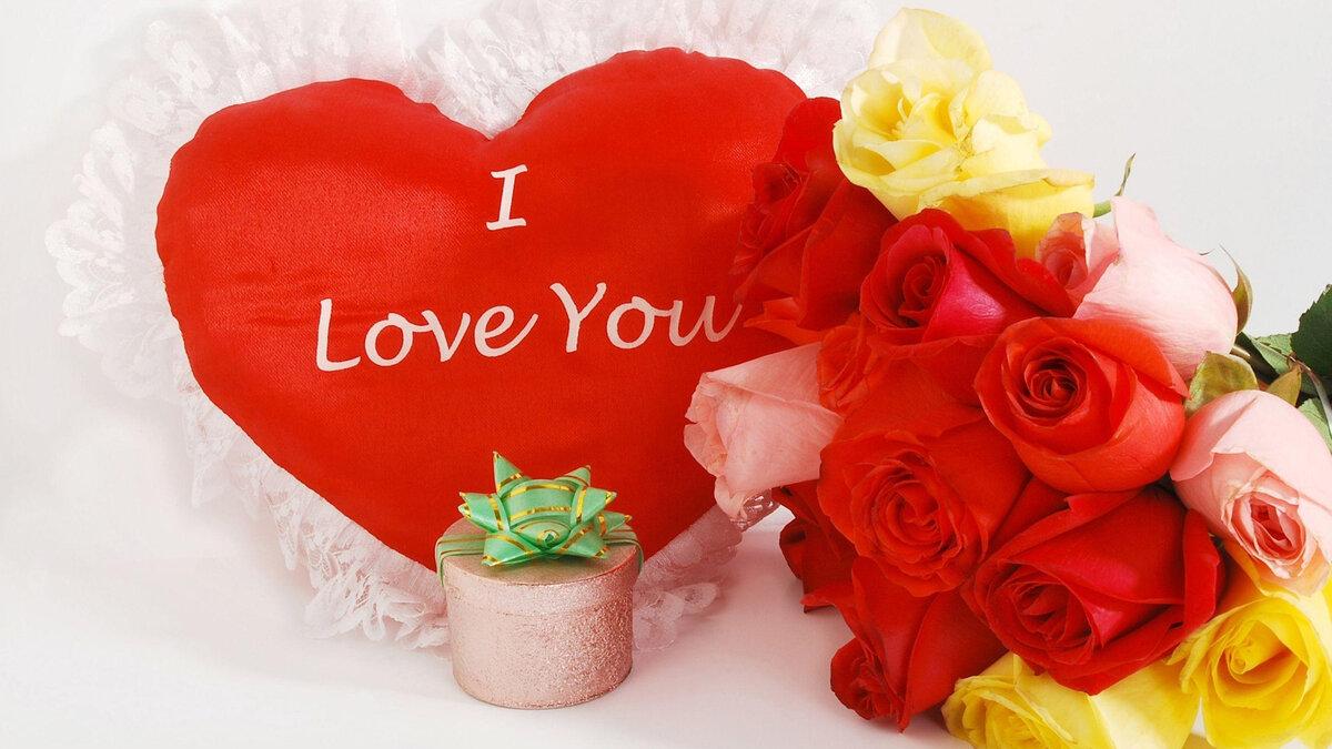 Прикольные, подарочные картинки для девушки с любовью