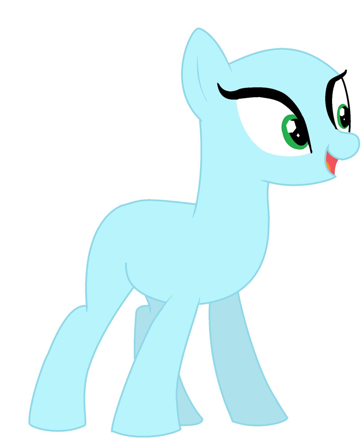 блок картинки пони которые бегают без гривы и хвоста схемы фото вязания