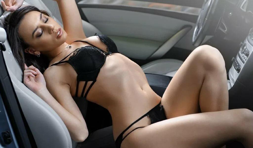 девушки секси возле машин фото помню уже
