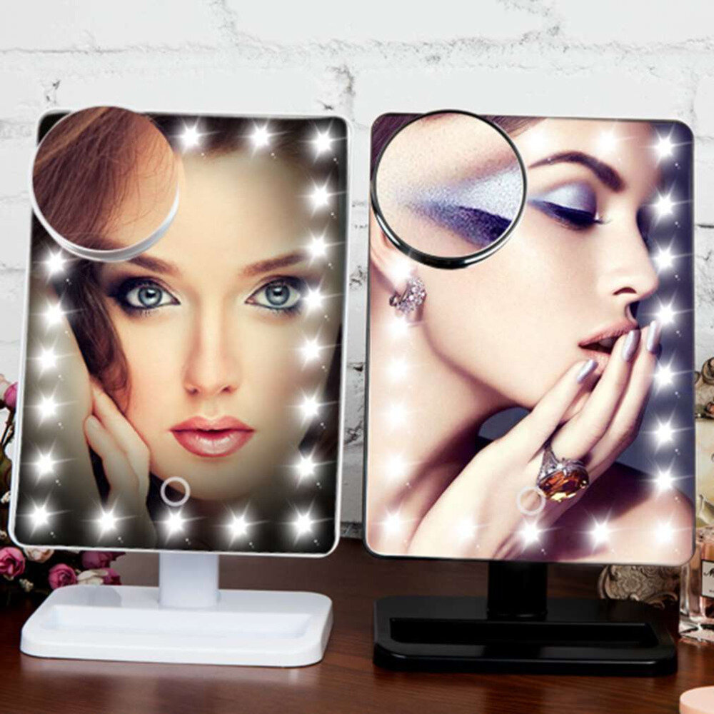 Сенсорное Зеркало для Макияжа Magic Mirror в ВеликихЛуках