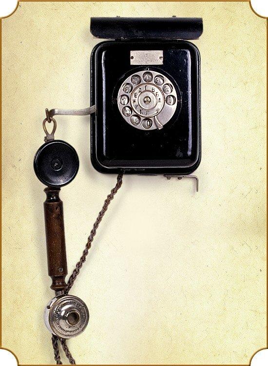 Фото найденного телефона из прошлого