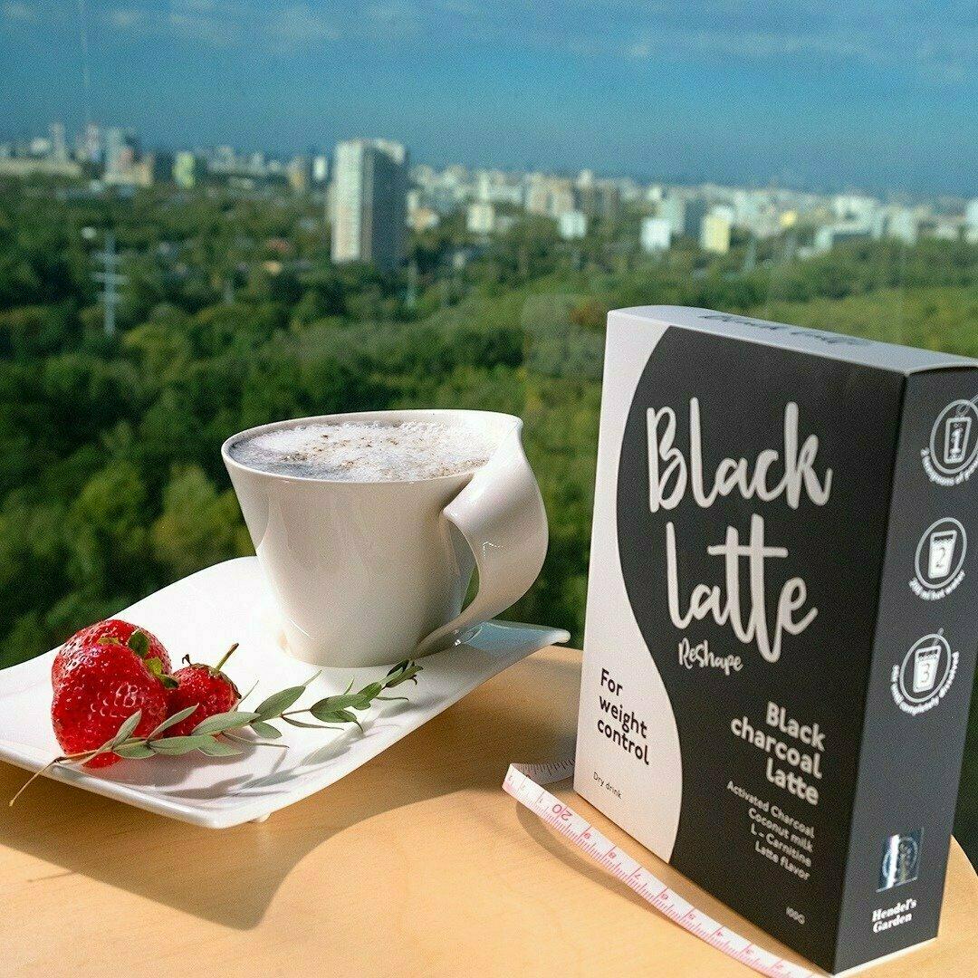 BLACK LATTE для похудения в Красногорске