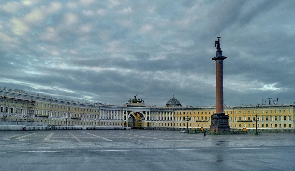 На Дворцовой