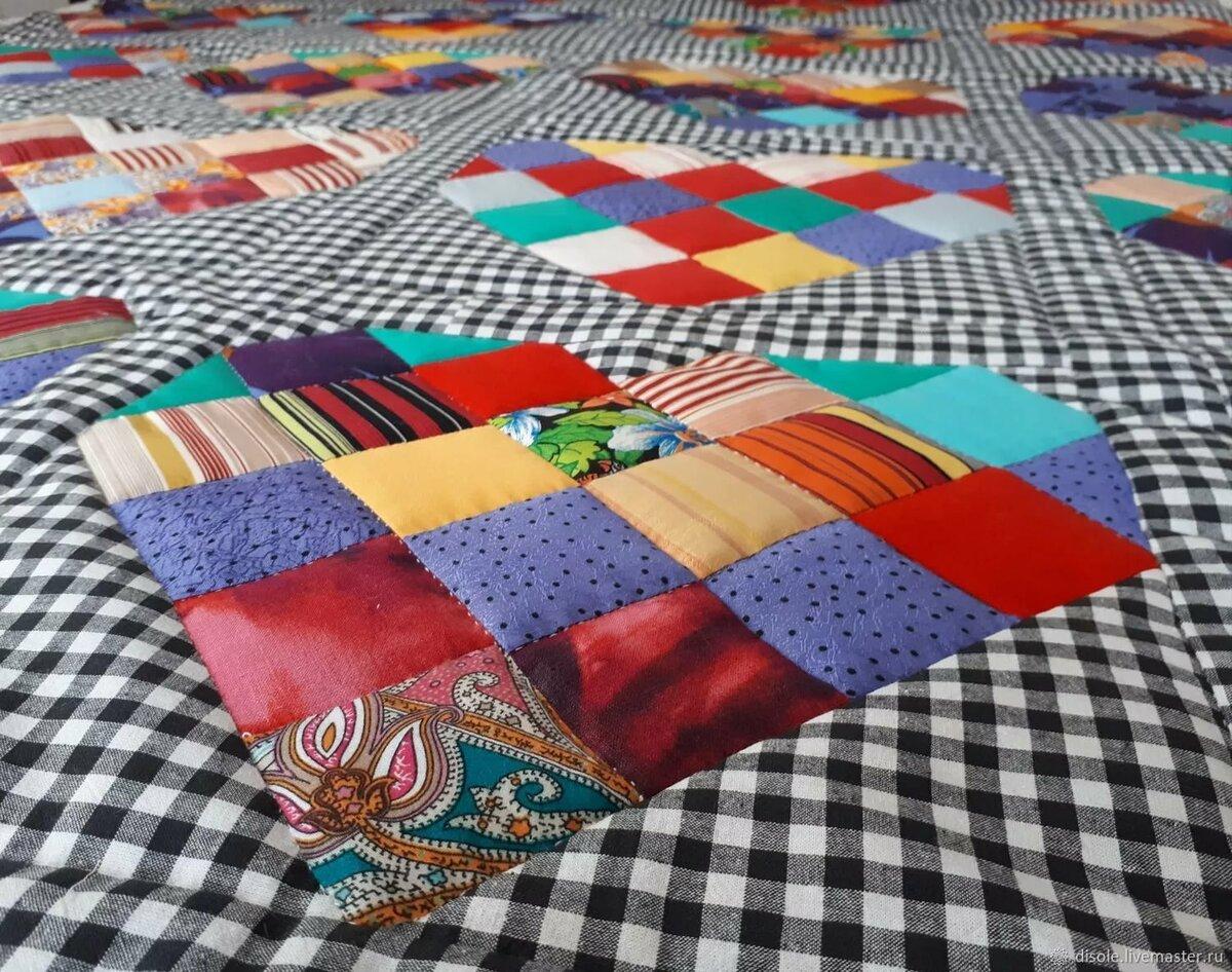 лоскутное одеяло фото дизайнерские работы утеплитель