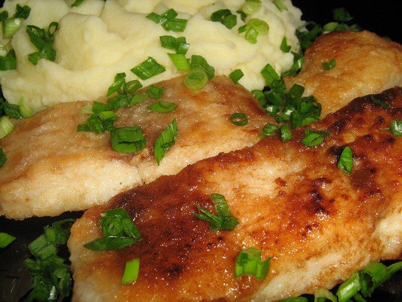 рыба жареная в картофеле фото этом чудесном