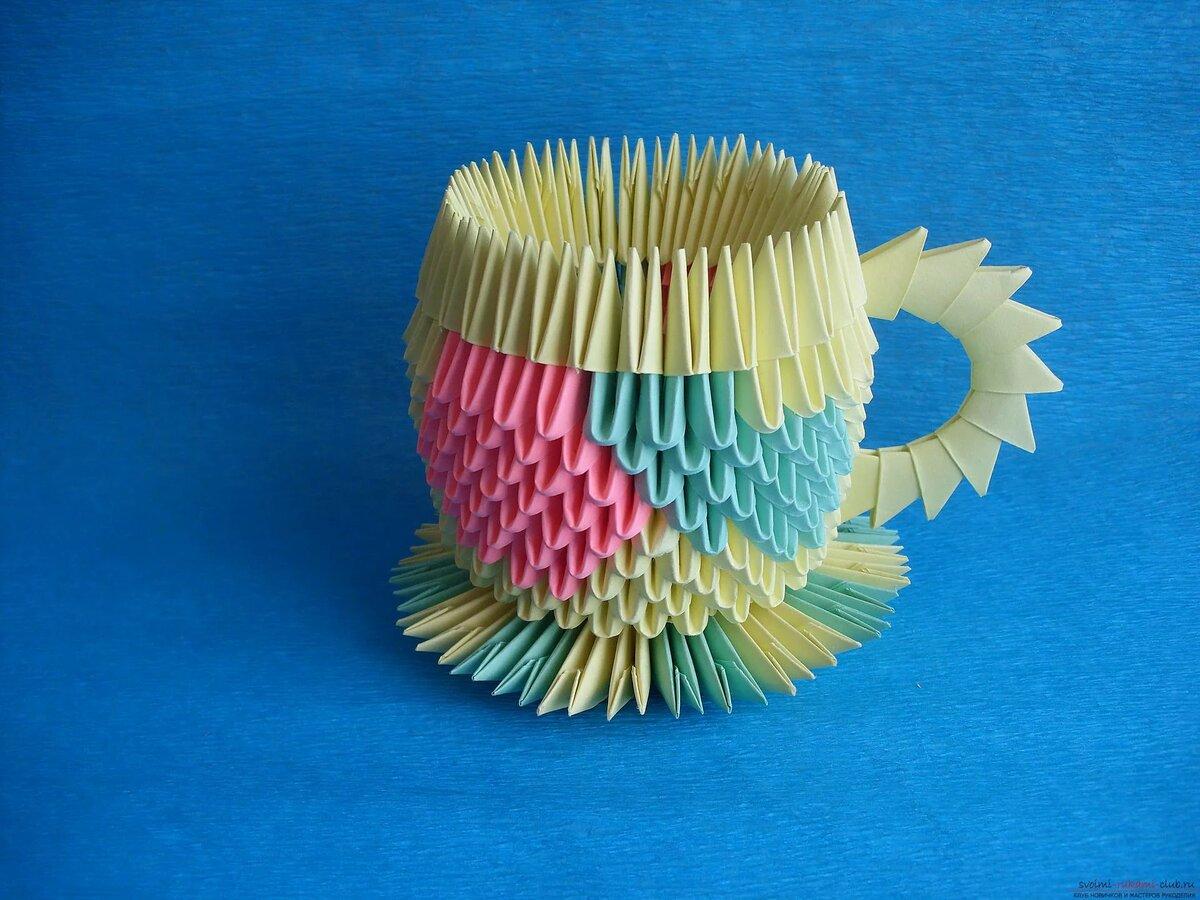 грибники картинки оригами модулями современный архиватор